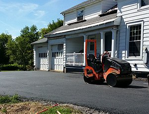 Residential Paving Syracuse NY